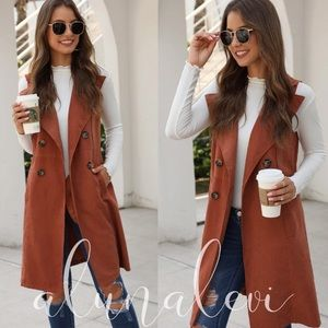 Beautiful Trench Vest